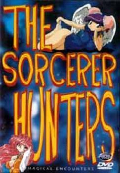 Sorcerer hunters vol 1 Magical encounters DVD
