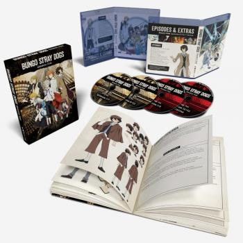 Bungo Stray Dogs Limited Edition Blu-Ray/DVD