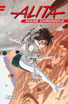 Battle Angel Alita Mars Chronicle vol 02 GN Manga