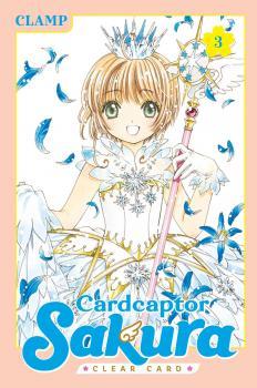 Cardcaptor Sakura Clear Card vol 03 GN Manga