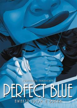 Perfect Blue Awaken from Dream Light Novel