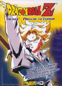 Dragonball Z 34 Trunks Prelude to terror DVD