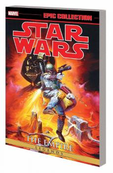 STAR WARS LEGENDS EPIC COLLECTION: EMPIRE VOL. 04 (TRADE PAPERBACK)
