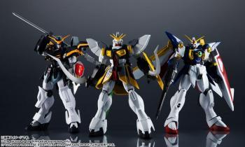 Mobile Suit Gundam Wing Gundam Universe Action Figure - XXXG-01SR Gundam Sandrock
