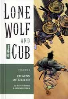 Lone wolf and cub vol 08 chains of the Kurokuwa TP