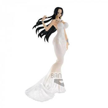 One Piece Lady Edge Wedding PVC Figure - Boa Hancock Normal Color Ver.