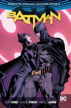 BATMAN REBIRTH DELUXE COLLECTION BOOK 02 (HARDCOVER)