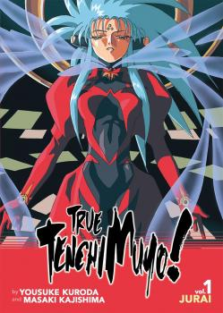 True Tenchi Muyo vol 01 SC Light Novel