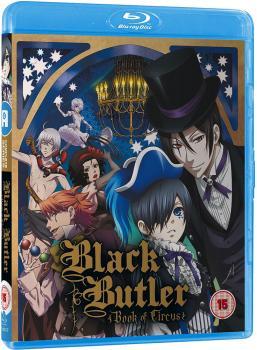 Black Butler - Complete Season 03 Blu-Ray UK