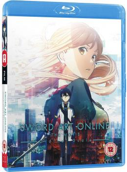 Sword Art Online The Movie Ordinal Scale Blu-Ray UK
