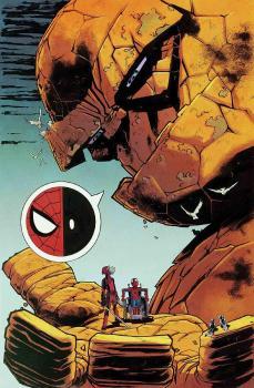 SPIDER-MAN DEADPOOL #32 (LEGACY)