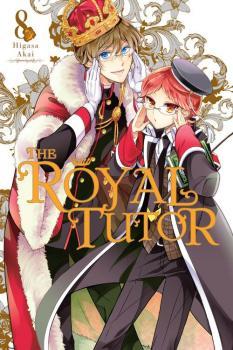 Royal Tutor vol 08 GN Manga