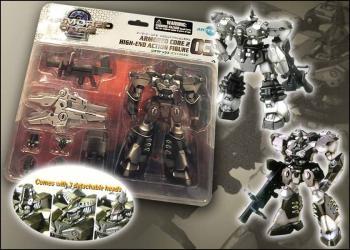 Armored core 2 Action figure Mecha 3