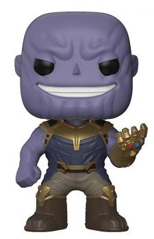 AVENGERS INFINITY WAR POP VINYL FIGURE - THANOS