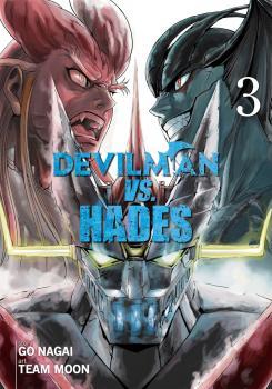 Devilman vs. Hades vol 03 GN Manga