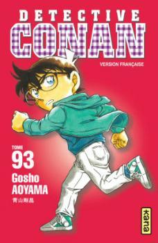 Detective Conan tome 93