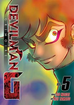 Devilman Grimoire vol 05 GN Manga