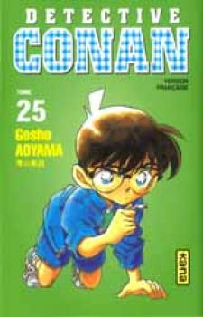Detective Conan tome 25