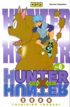 Hunter X Hunter tome 06