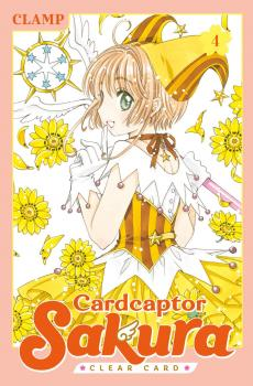 Cardcaptor Sakura Clear Card vol 04 GN Manga