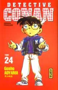 Detective Conan tome 24