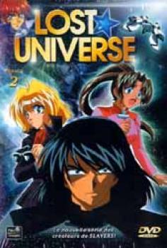 Lost universe vol 2 DVD PAL