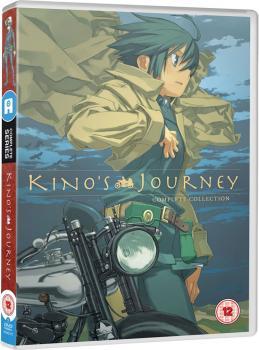 Kino's journey Complete DVD UK