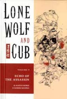 Lone wolf and cub vol 09 Shadows echoes TP