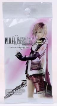 Final Fantasy TCG Trading Card Game - Opus 5 Booster Pack English