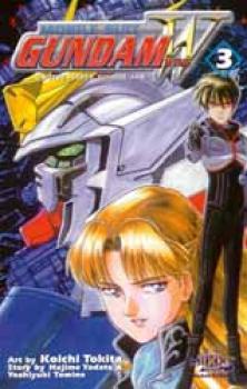 Gundam Wing GN vol 3