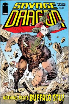 SAVAGE DRAGON #235 (MR)