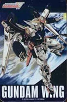 Gundam wind Foil cards 1