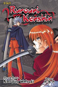 Rurouni Kenshin Omnibus vol 07 GN Manga