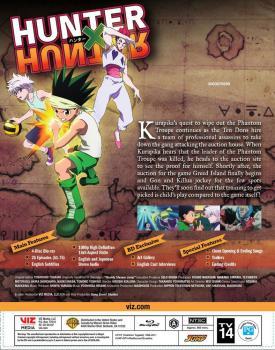 Hunter X Hunter Set 04 Blu-Ray