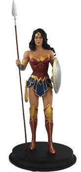 DC REBIRTH WONDER WOMAN WITH SPEAR STATUE (SDCC 2017)
