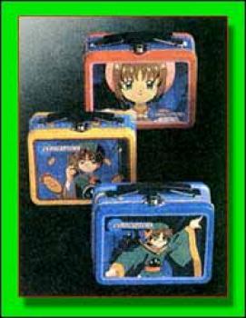 Cardcaptors small tin box