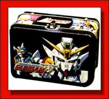 Gundam wing Small collectors box
