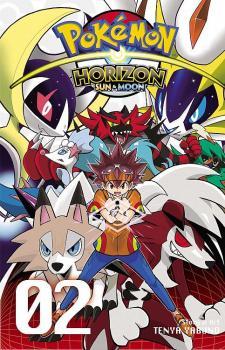 Pokemon Horizon Sun & Moon vol 02 GN Manga