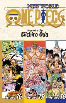 One piece Omnibus vol 26 GN Manga