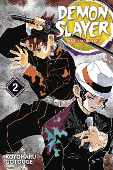 Demon Slayer: Kimetsu no Yaiba vol 02 GN Manga