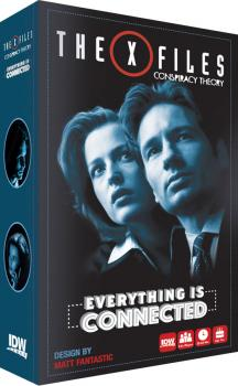 The X-Files: Conspiracy Theory Party Game - Everything is Connected