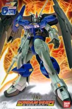 Gundam G unit Griepe 1/144 model kit