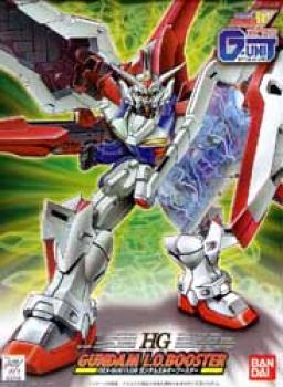 Gundam G unit L.O Booster 1/144 model kit