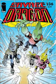 SAVAGE DRAGON #236 (MR)