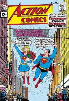 SUPERGIRL: THE SILVER AGE VOL. 02 (TRADE PAPERBACK)