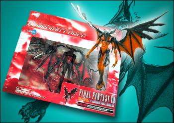 Final Fantasy 8 Guardian force series 2 deluxe figures Diabolus