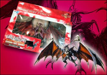 Final Fantasy 8 Guardian force series 2 deluxe figures Bahamut