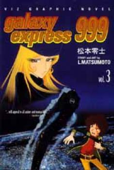 Galaxy express 999 vol 3