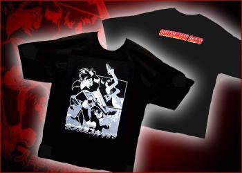 Gunsmith cats I T-shirt XL