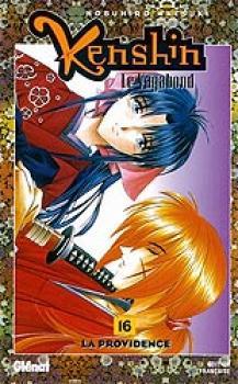 Kenshin le vagabond tome 16